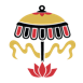 parasol bouddhisme